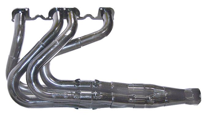 3 4 midget exhaust headers