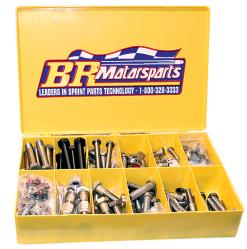 Titanium Bolt Kit